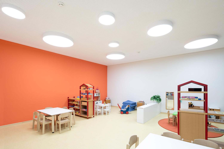Kath. Kindergarten St. Raphael, Ettlingen Oberweier