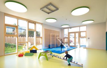 architektur Karlsruhe: Kindergarten Söllingen