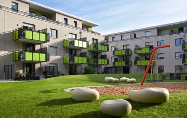 architektur karlsruhe: Wohnungsbau in Grötzingen